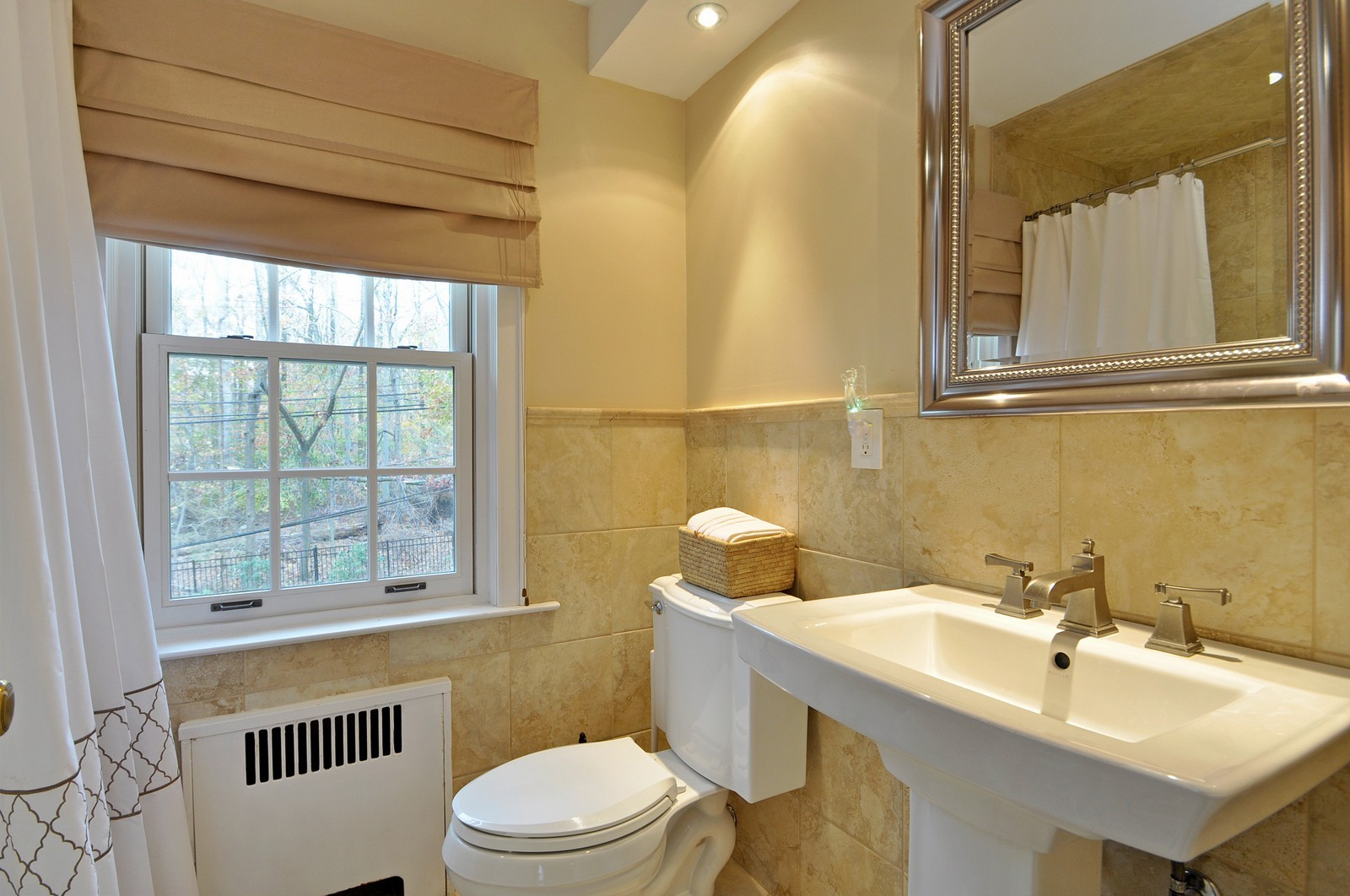 Real Estate Photography - 45 Glenview Road, South Orange, NJ, 07079 - 2nd Bathroom