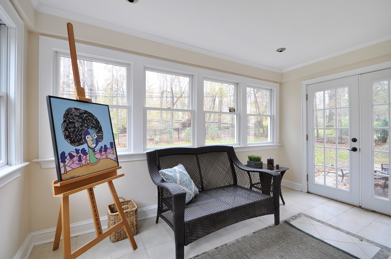 Real Estate Photography - 45 Glenview Road, South Orange, NJ, 07079 - Sun Room