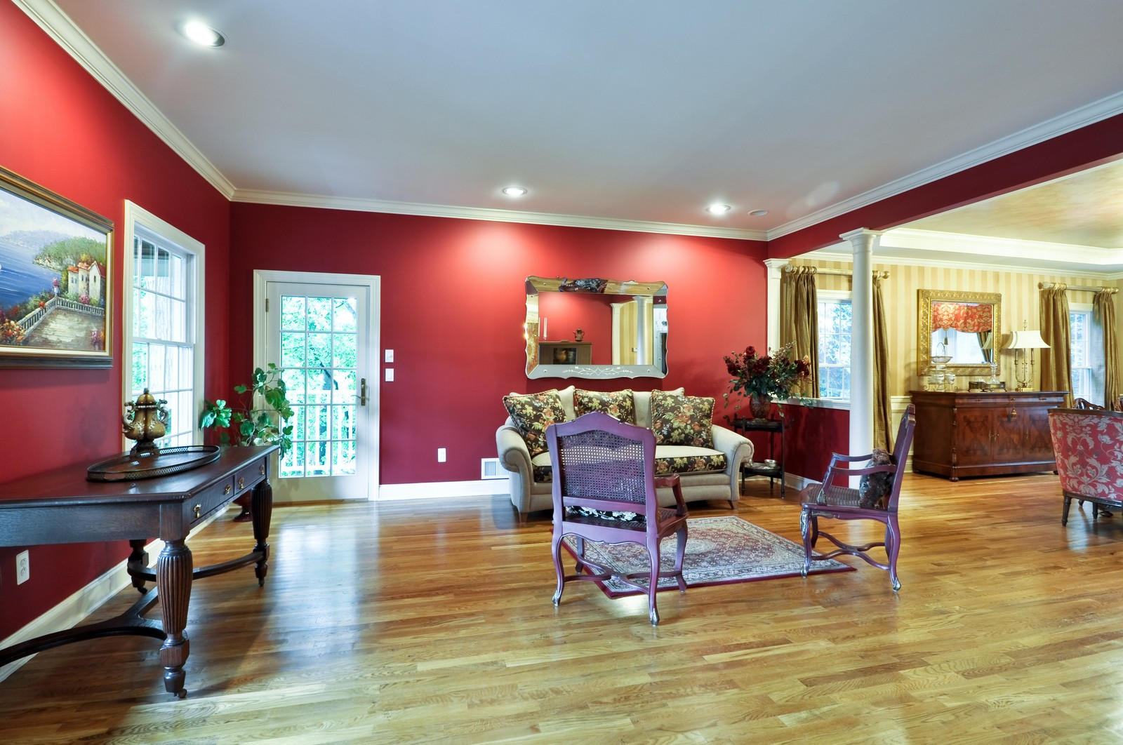 Real Estate Photography - 5 Orchard Way, Warren, NJ, 07059 - Living Room