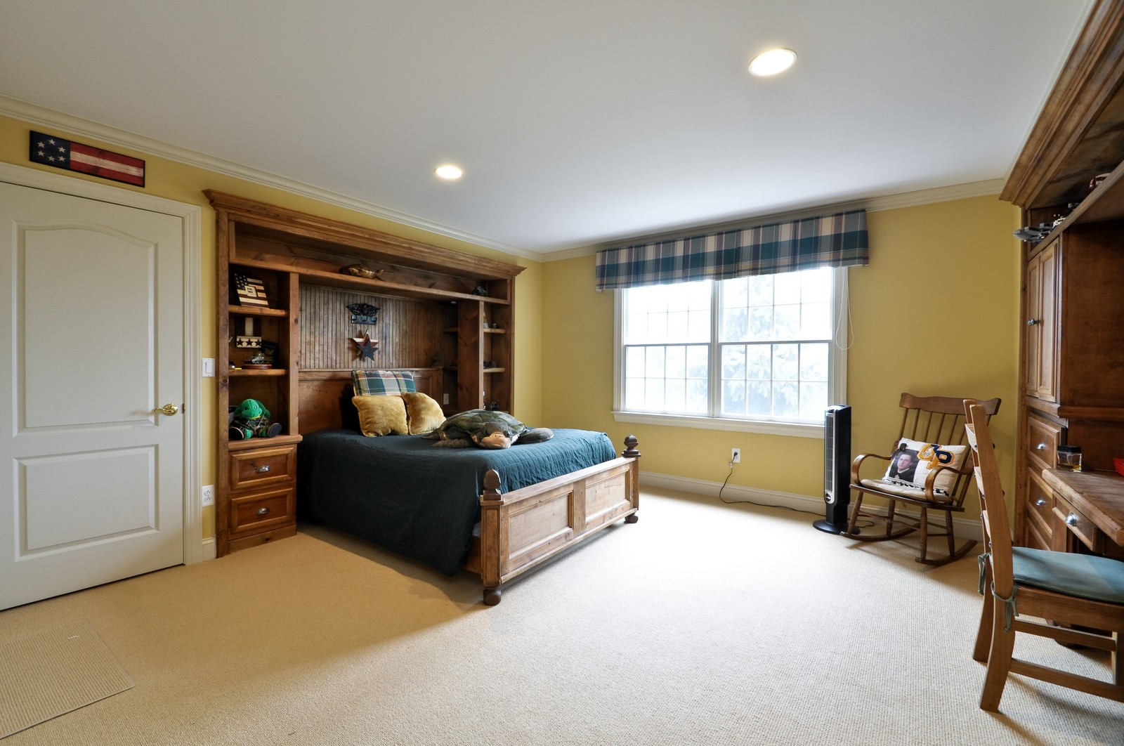 Real Estate Photography - 5 Orchard Way, Warren, NJ, 07059 - 3rd Bedroom