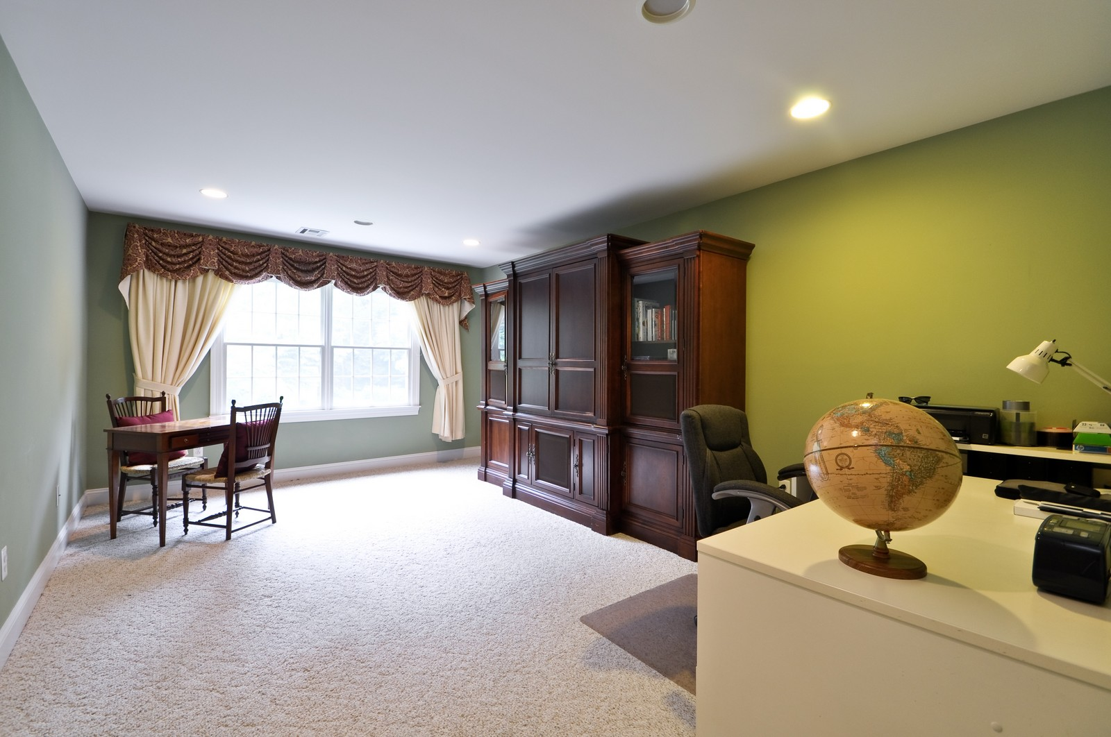Real Estate Photography - 5 Orchard Way, Warren, NJ, 07059 - 4th Bedroom