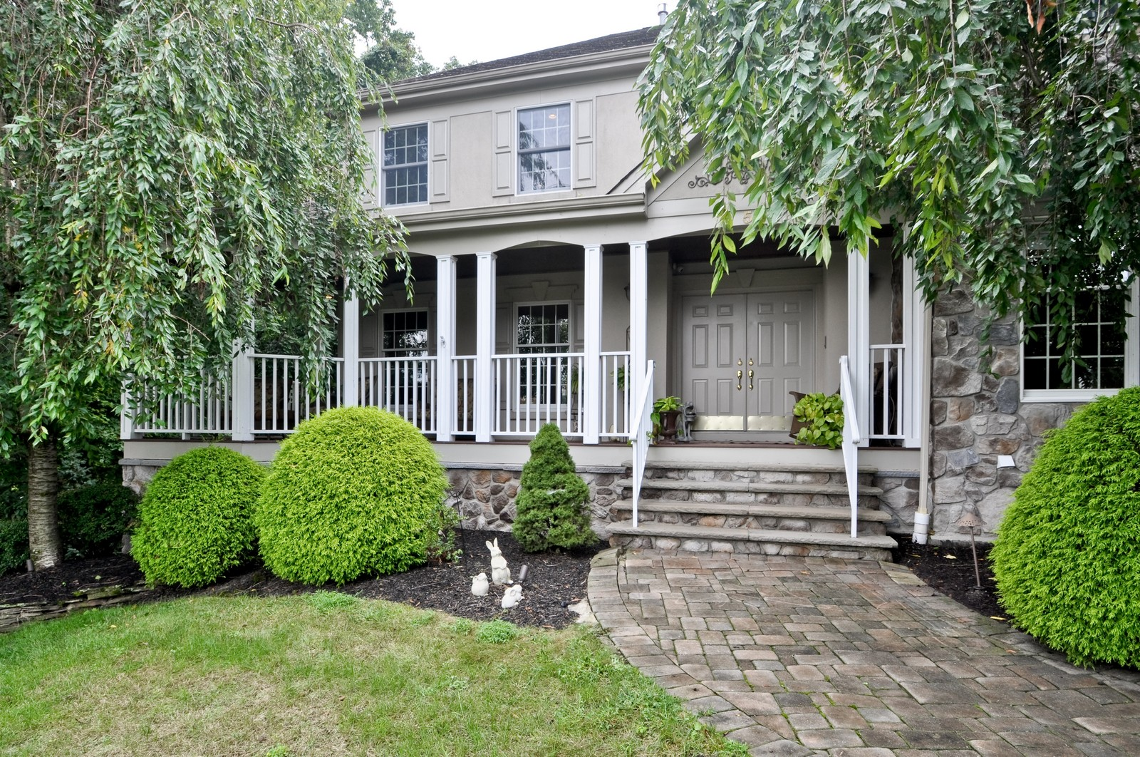 Real Estate Photography - 5 Orchard Way, Warren, NJ, 07059 - Front View