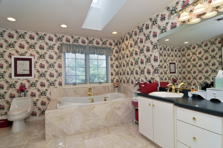 Real Estate Photography - 4 Desiree Ct, Bedminster, NJ, 07921 - Master Bathroom
