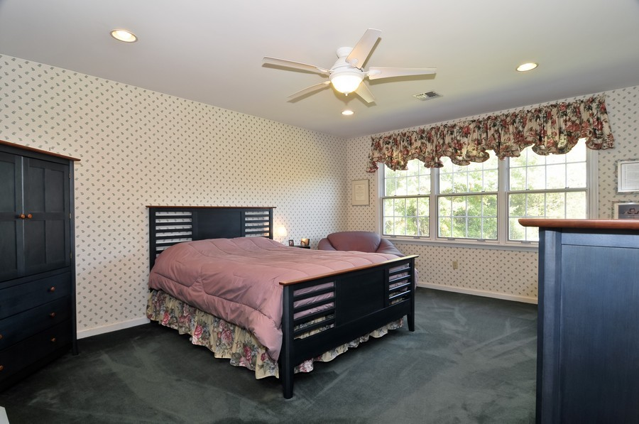 Real Estate Photography - 4 Desiree Ct, Bedminster, NJ, 07921 - Master Bedroom