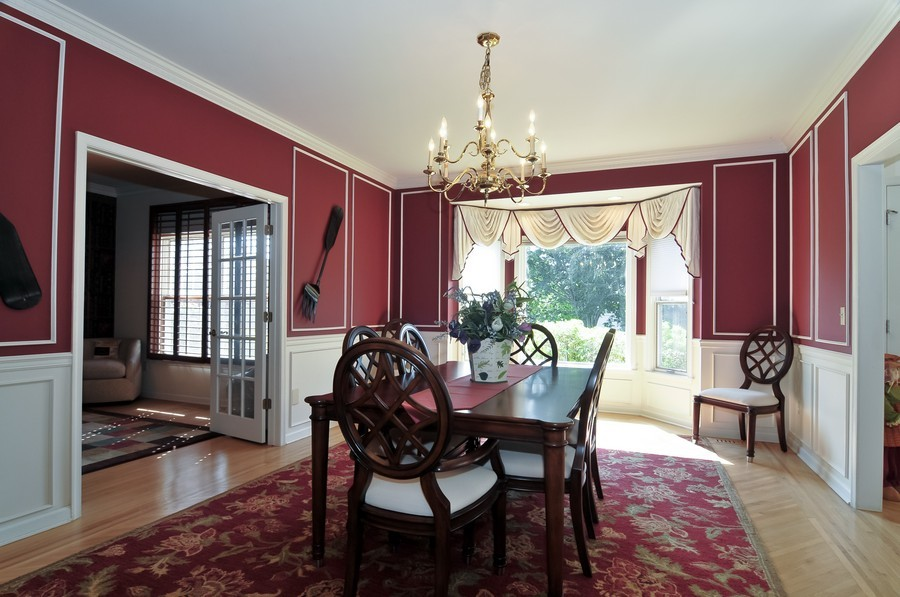 Real Estate Photography - 4 Desiree Ct, Bedminster, NJ, 07921 - Dining Room