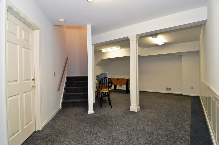 Real Estate Photography - 4 Desiree Ct, Bedminster, NJ, 07921 - Basement