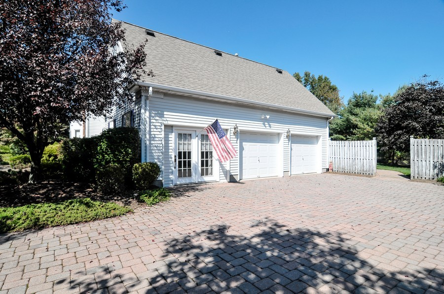 Real Estate Photography - 4 Desiree Ct, Bedminster, NJ, 07921 - Garage