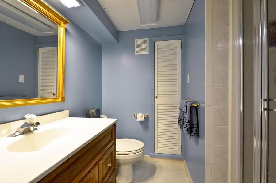 Real Estate Photography - 6 Riley Rd, Morganville, NJ, 07751 - 3rd Bathroom