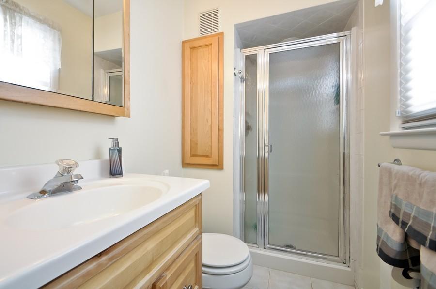 Real Estate Photography - 6 Riley Rd, Morganville, NJ, 07751 - Master Bathroom