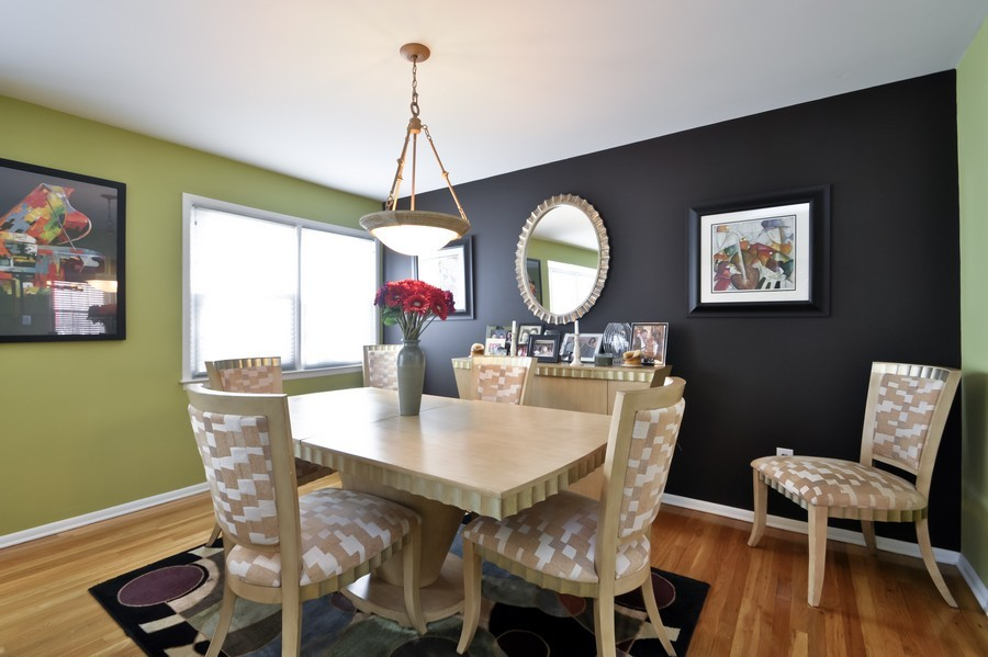 Real Estate Photography - 6 Riley Rd, Morganville, NJ, 07751 - Dining Room