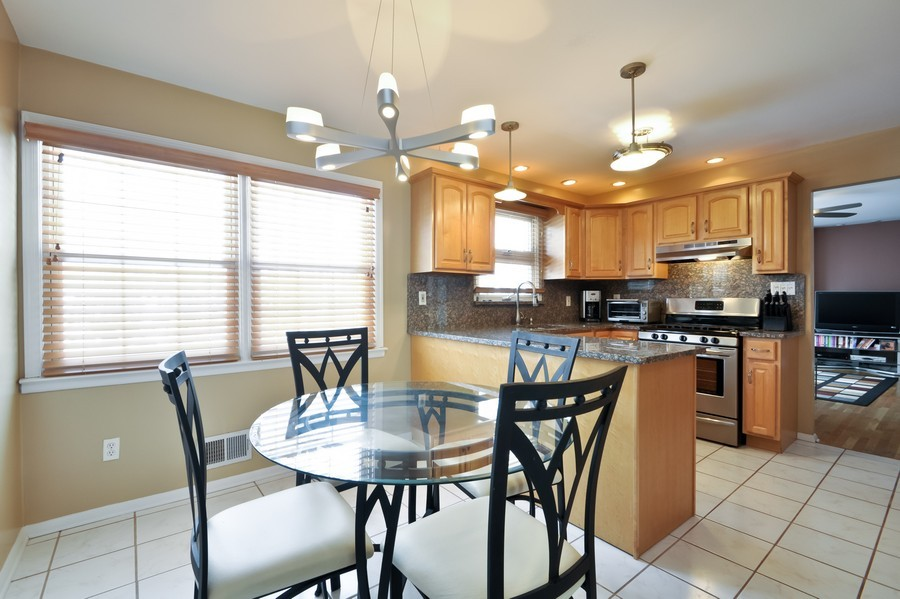 Real Estate Photography - 6 Riley Rd, Morganville, NJ, 07751 - Breakfast Area