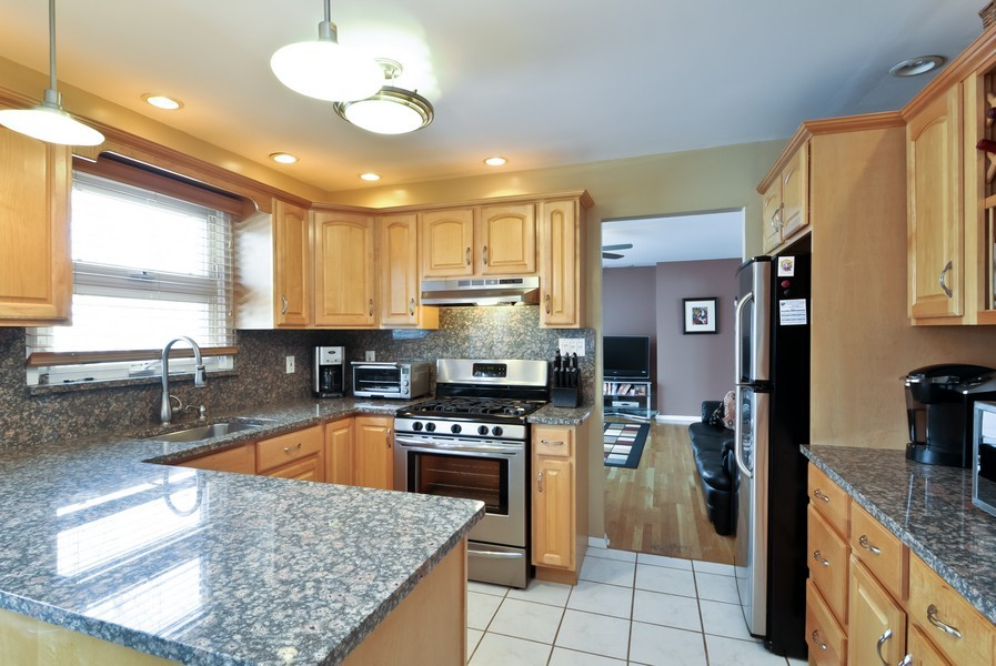 Real Estate Photography - 6 Riley Rd, Morganville, NJ, 07751 - Kitchen