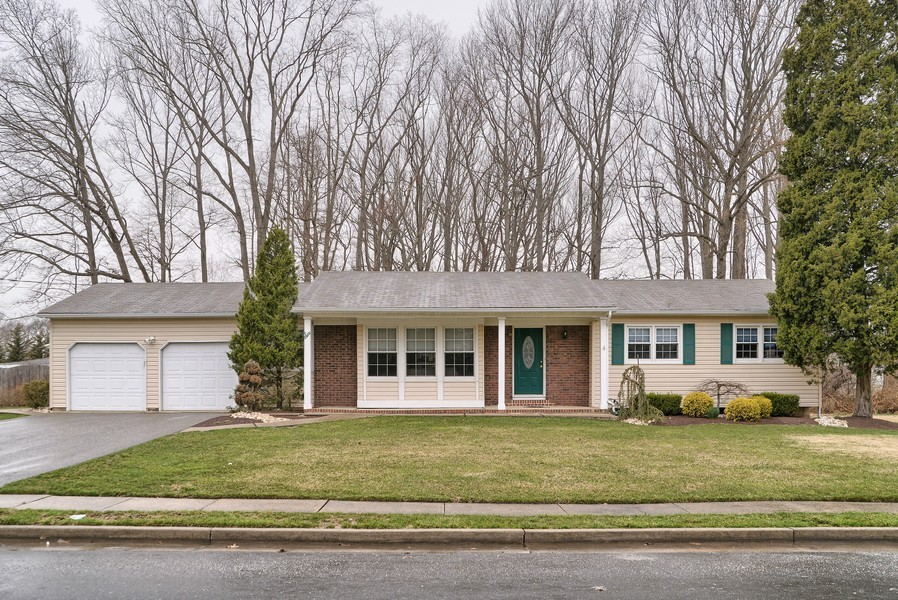 Real Estate Photography - 6 Riley Rd, Morganville, NJ, 07751 - Front View