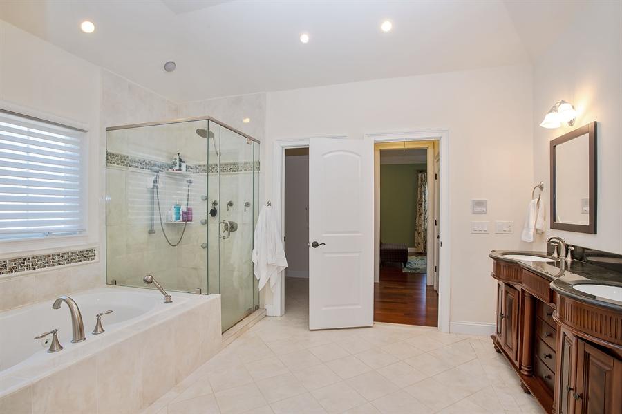Real Estate Photography - 4 Robbie La, Mountainside, NJ, 07092 - Master Bathroom
