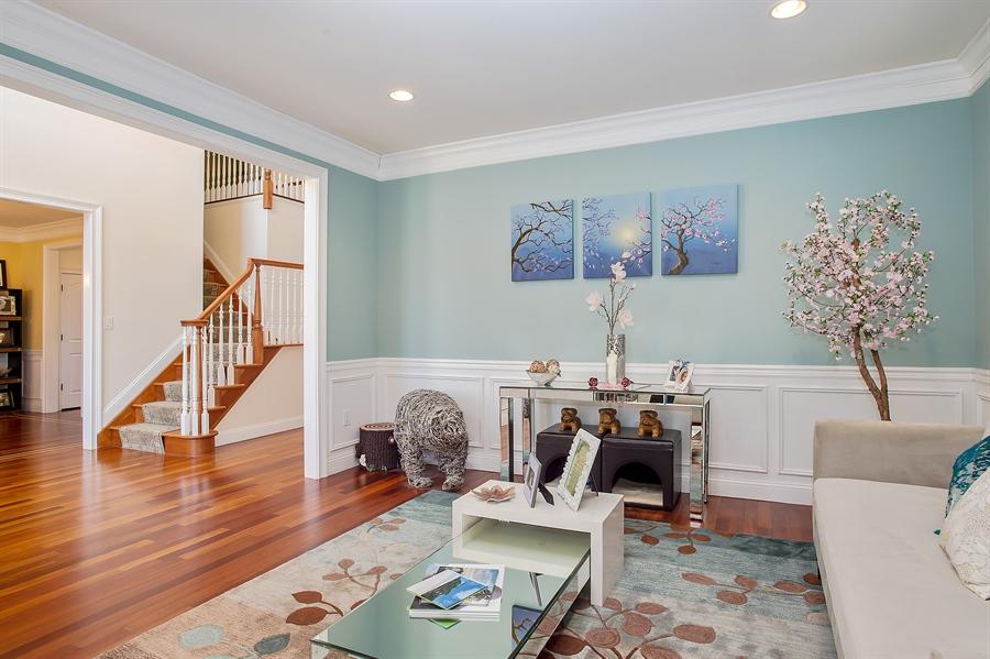 Real Estate Photography - 4 Robbie La, Mountainside, NJ, 07092 - Living Room