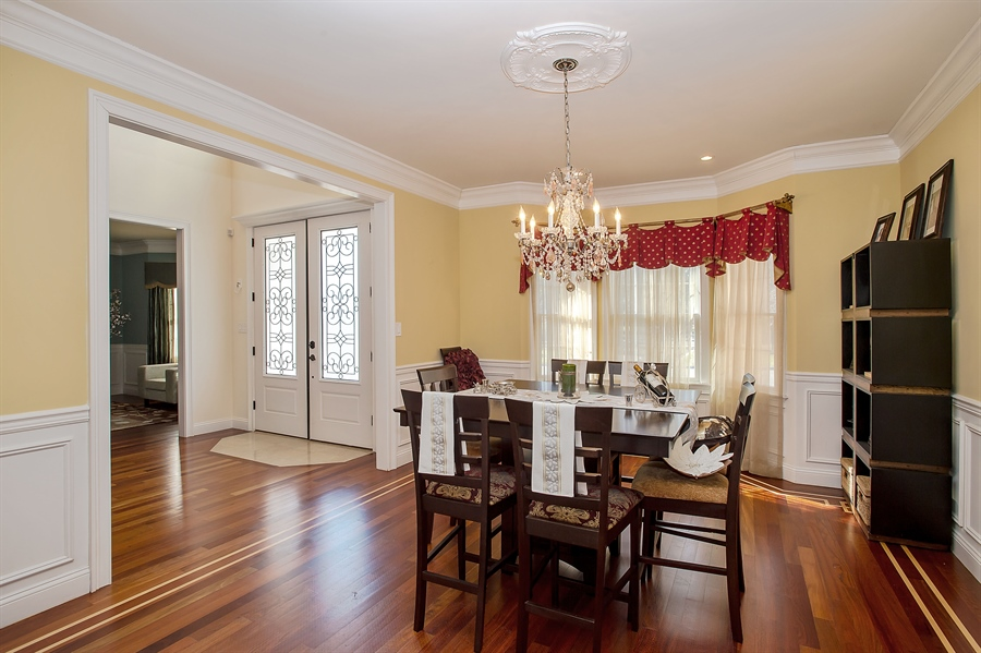 Real Estate Photography - 4 Robbie La, Mountainside, NJ, 07092 - Dining Room