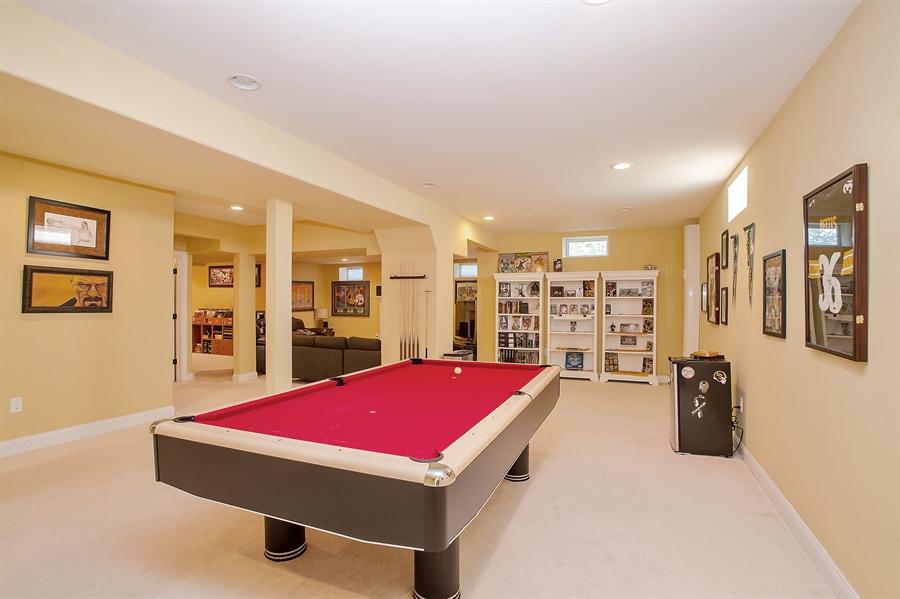 Real Estate Photography - 4 Robbie La, Mountainside, NJ, 07092 - Basement