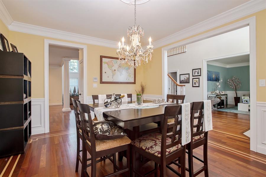 Real Estate Photography - 4 Robbie La, Mountainside, NJ, 07092 - Dining Area