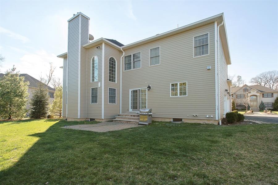 Real Estate Photography - 4 Robbie La, Mountainside, NJ, 07092 - Rear View