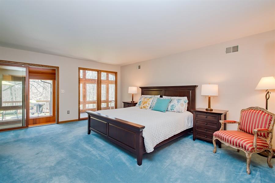 Real Estate Photography - 1066 Mayflower Ct, Martinsville, NJ, 08836 - Master Bedroom