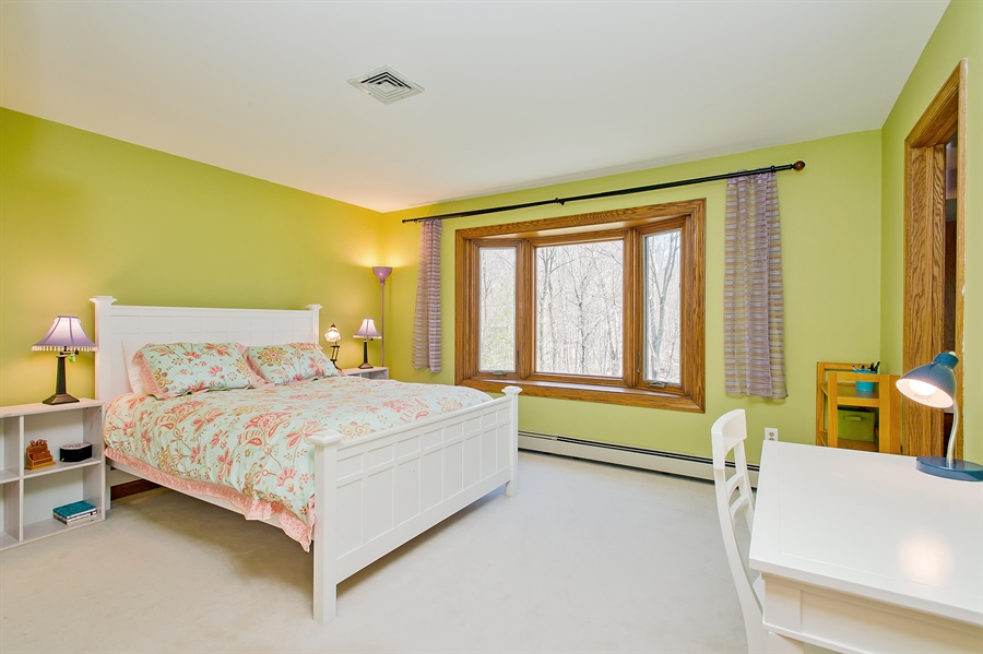 Real Estate Photography - 1066 Mayflower Ct, Martinsville, NJ, 08836 - 2nd Bedroom