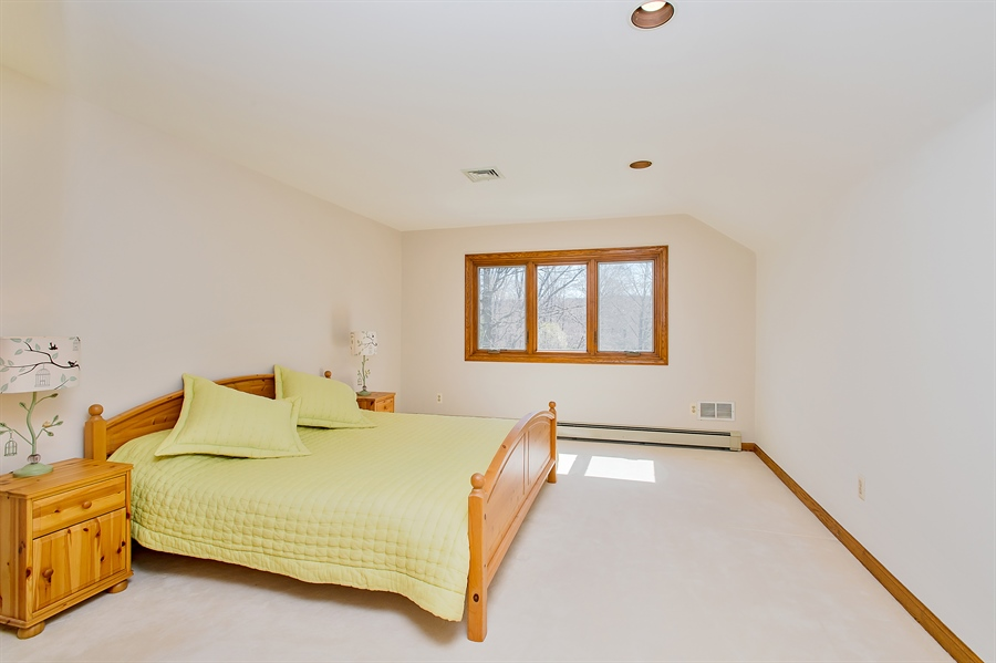 Real Estate Photography - 1066 Mayflower Ct, Martinsville, NJ, 08836 - 4th Bedroom