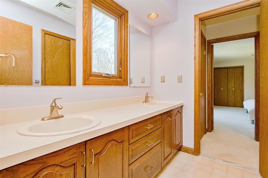 Real Estate Photography - 1066 Mayflower Ct, Martinsville, NJ, 08836 - 2nd Bathroom