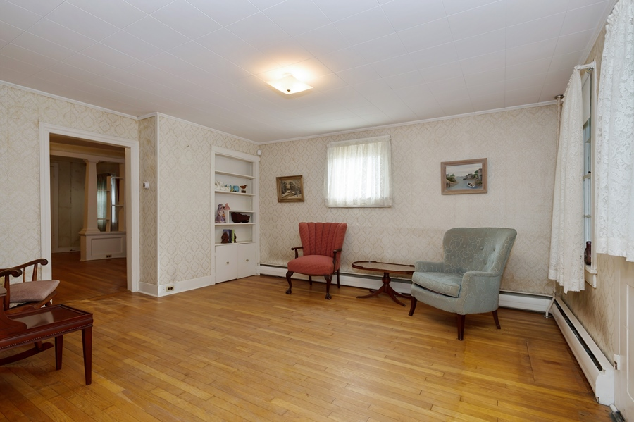 Real Estate Photography - 202 Route 526, Upper Freehold, NJ, 08501 - Sitting Room