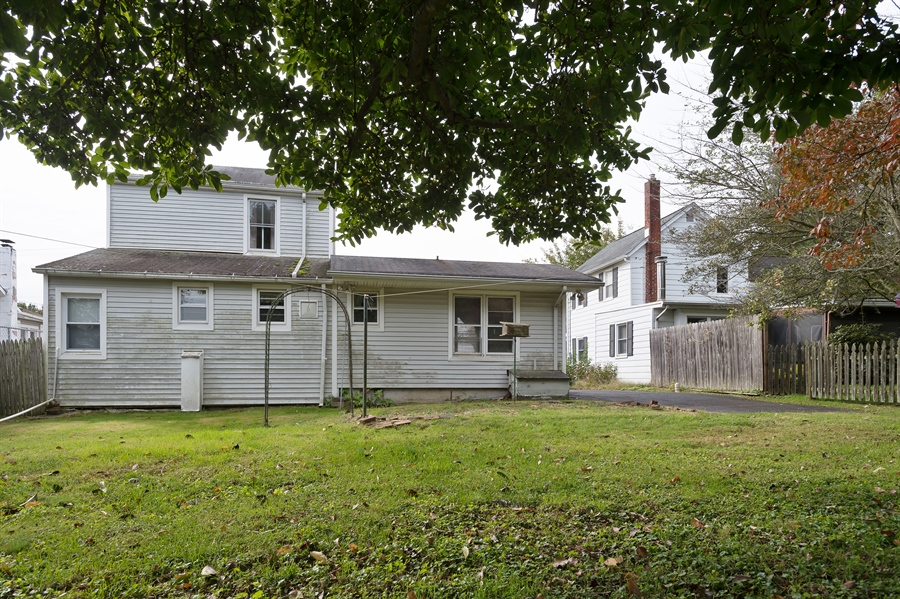 Real Estate Photography - 202 Route 526, Upper Freehold, NJ, 08501 - Rear View