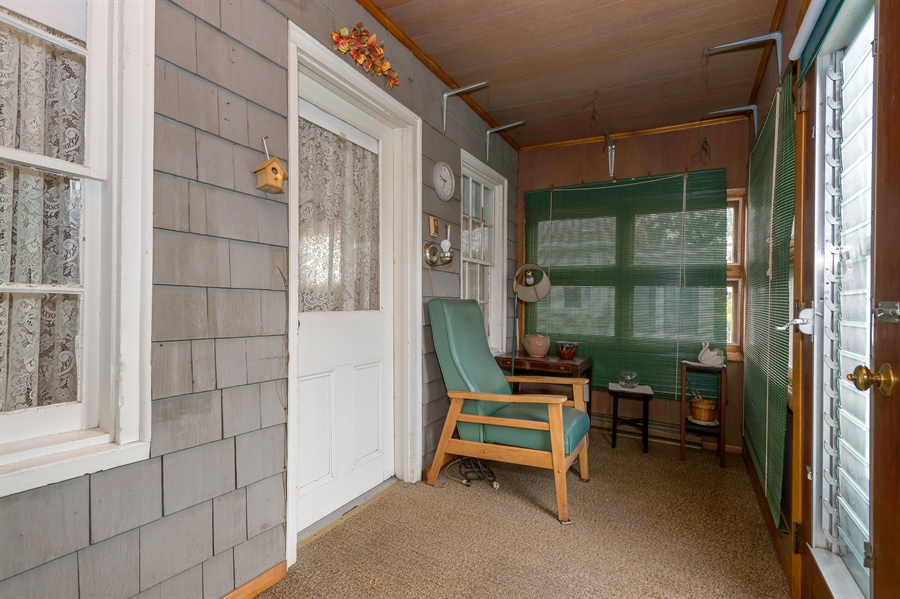 Real Estate Photography - 202 Route 526, Upper Freehold, NJ, 08501 - Porch
