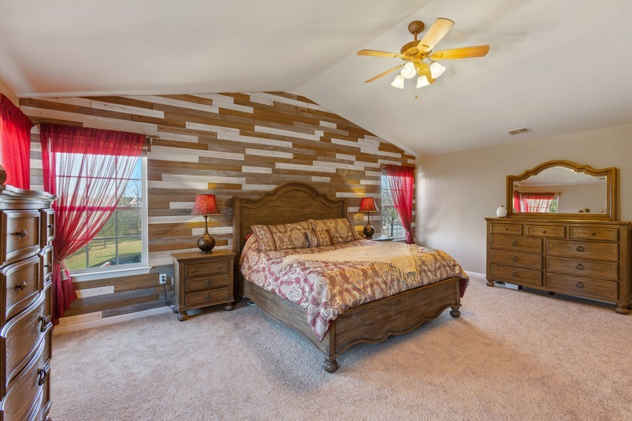 Real Estate Photography - 8 Liberty Ct, Allentown, NJ, 08501 - Master Bedroom