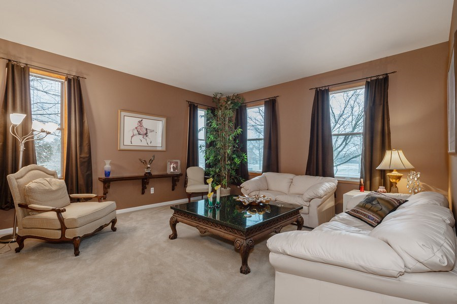 Real Estate Photography - 9 Wagner Farm Lane, Millstone Twp, NJ, 08535 - Living Room