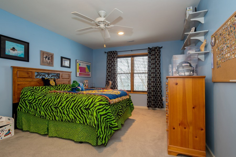 Real Estate Photography - 9 Wagner Farm Lane, Millstone Twp, NJ, 08535 - 3rd Bedroom