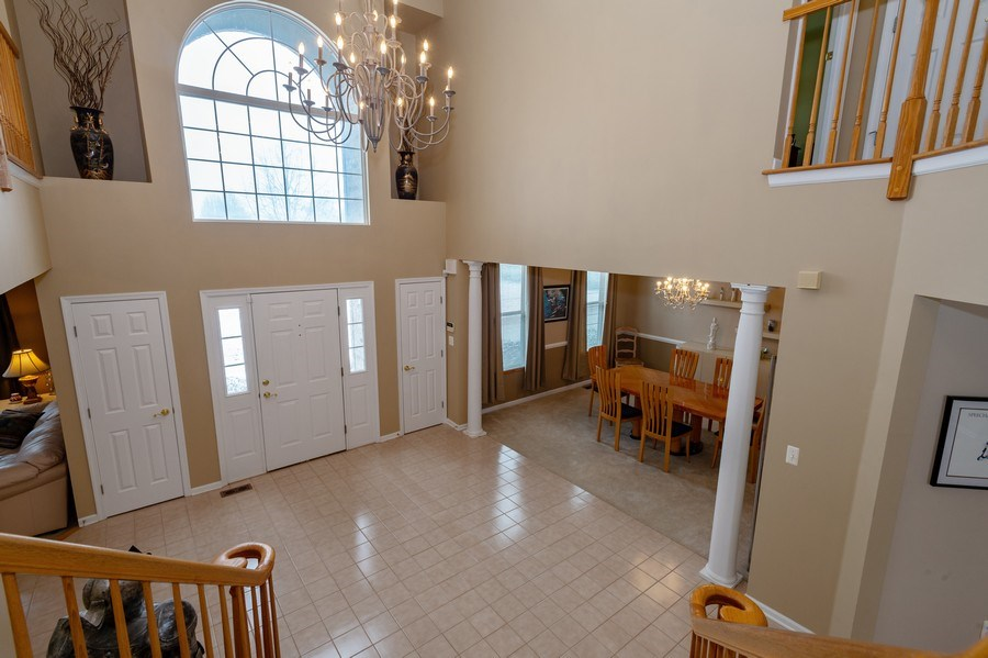 Real Estate Photography - 9 Wagner Farm Lane, Millstone Twp, NJ, 08535 - Foyer