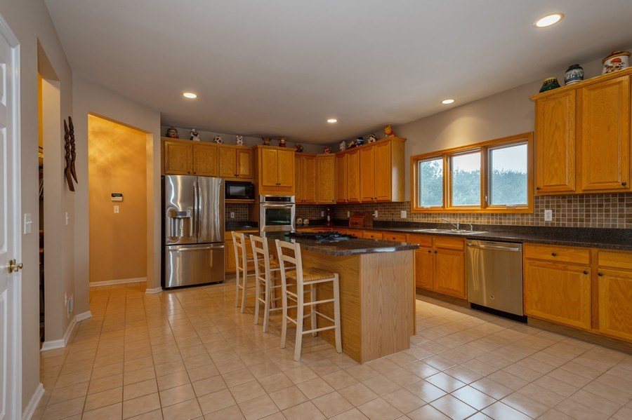 Real Estate Photography - 9 Wagner Farm Lane, Millstone Twp, NJ, 08535 - Kitchen