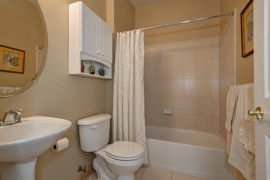 Real Estate Photography - 9 Wagner Farm Lane, Millstone Twp, NJ, 08535 - Bathroom