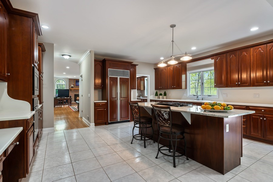 Real Estate Photography - 26 Winslow Dr, Martinsville, NJ, 08836 - Kitchen