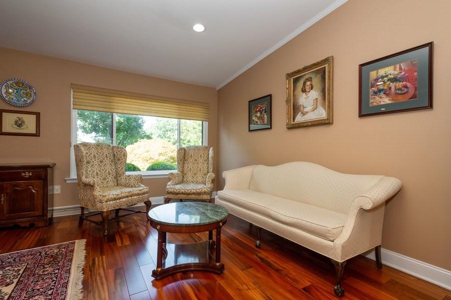 Real Estate Photography - 77 Glenview Dr, West Orange, NJ, 07052 - Living Room