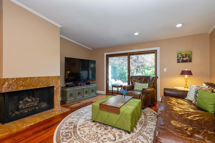 Real Estate Photography - 77 Glenview Dr, West Orange, NJ, 07052 - Family Room