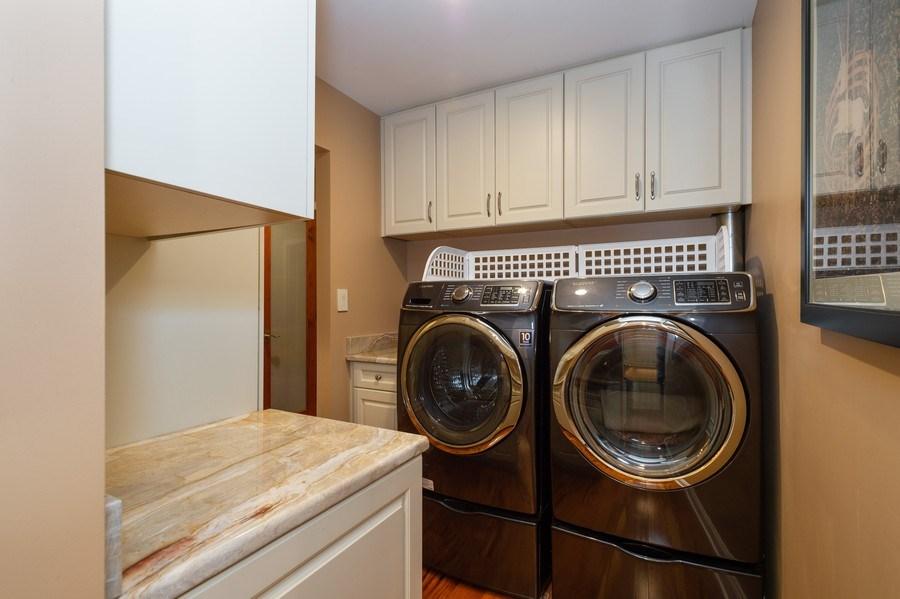 Real Estate Photography - 77 Glenview Dr, West Orange, NJ, 07052 - Laundry Room