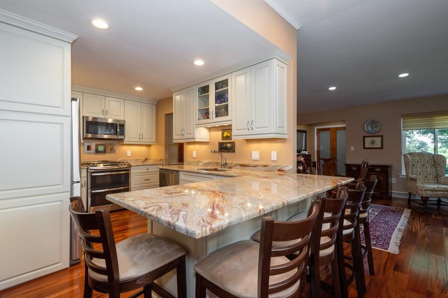 Real Estate Photography - 77 Glenview Dr, West Orange, NJ, 07052 - Kitchen