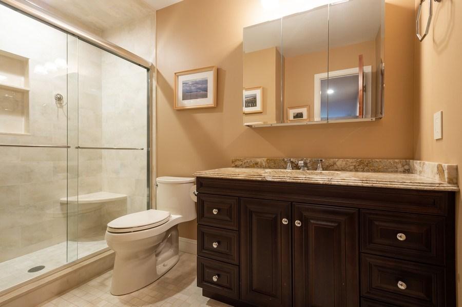 Real Estate Photography - 77 Glenview Dr, West Orange, NJ, 07052 - Bathroom