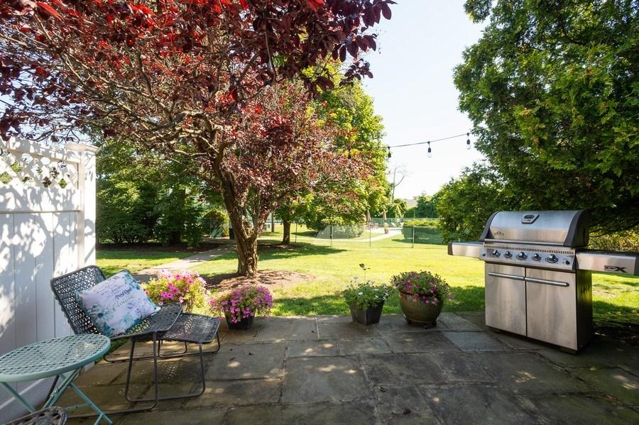 Real Estate Photography - 77 Glenview Dr, West Orange, NJ, 07052 - Patio