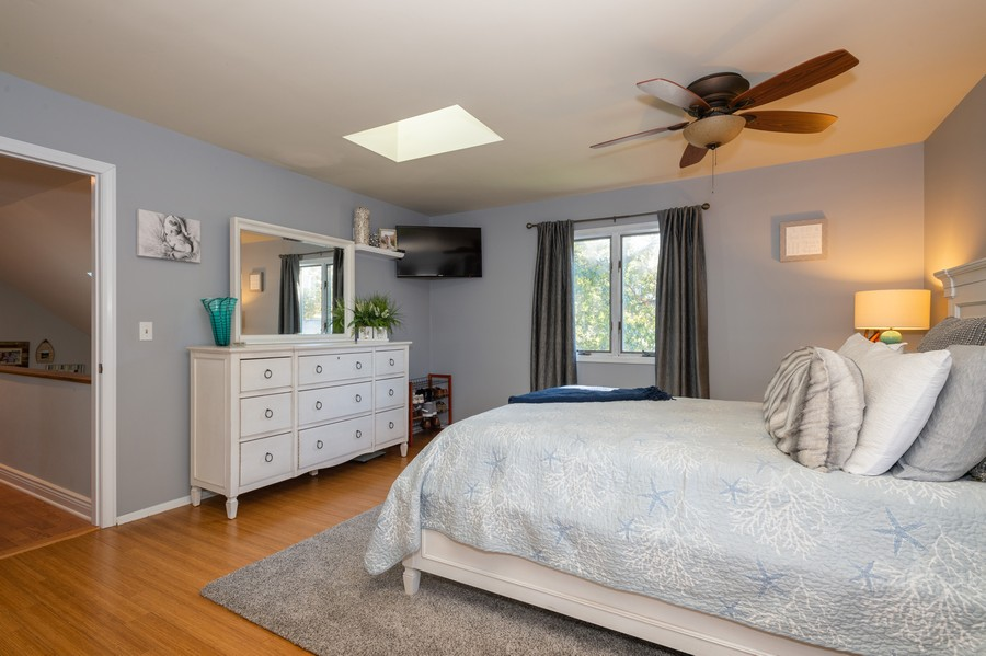 Real Estate Photography - 2327 Dellwood Dr., Point Pleasant Boro, NJ, 08742 - Master Bedroom