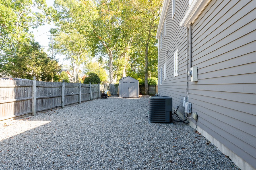 Real Estate Photography - 2327 Dellwood Dr., Point Pleasant Boro, NJ, 08742 - Back Yard