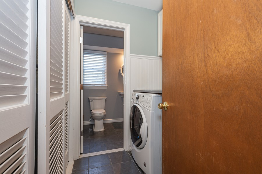 Real Estate Photography - 2327 Dellwood Dr., Point Pleasant Boro, NJ, 08742 - Laundry Room