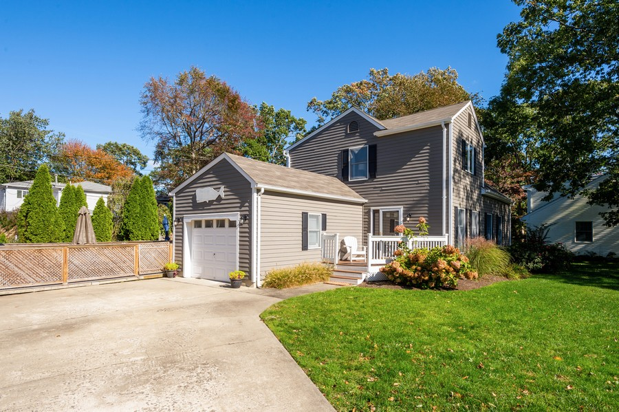 Real Estate Photography - 2327 Dellwood Dr., Point Pleasant Boro, NJ, 08742 - Side View