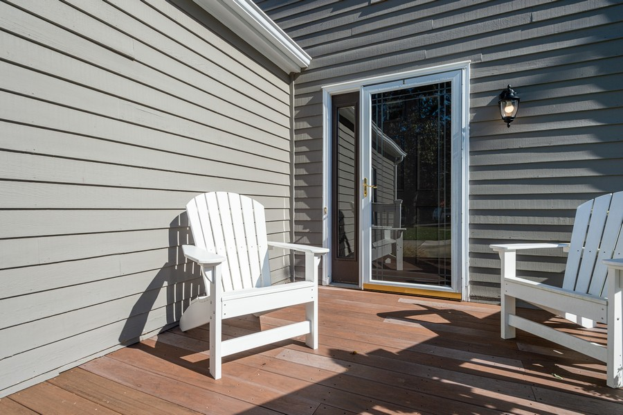Real Estate Photography - 2327 Dellwood Dr., Point Pleasant Boro, NJ, 08742 - Front Porch
