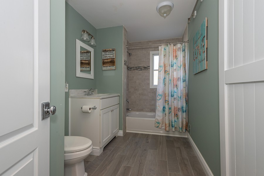 Real Estate Photography - 2327 Dellwood Dr., Point Pleasant Boro, NJ, 08742 - 2nd Bathroom