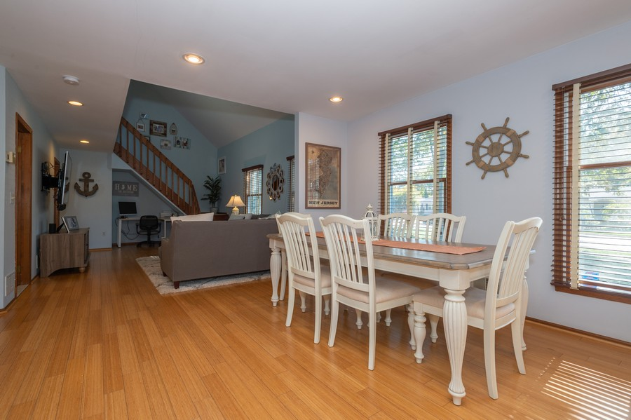 Real Estate Photography - 2327 Dellwood Dr., Point Pleasant Boro, NJ, 08742 - Living Room / Dining Room